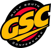 Gulf South Conference Logo - Go to homepage